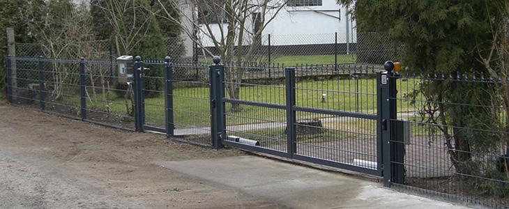 Ein Zaun fürs Leben